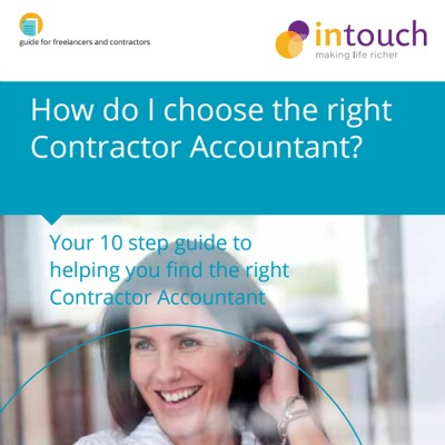 Choosing a Contractor Accountant