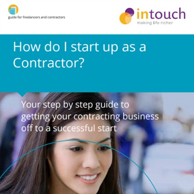 How do i start up as a contractor intouch accounting for How to be your own contractor