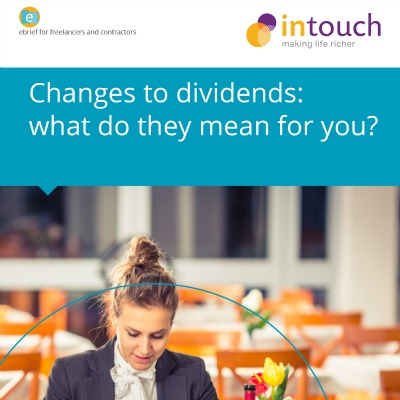 Changes to dividends