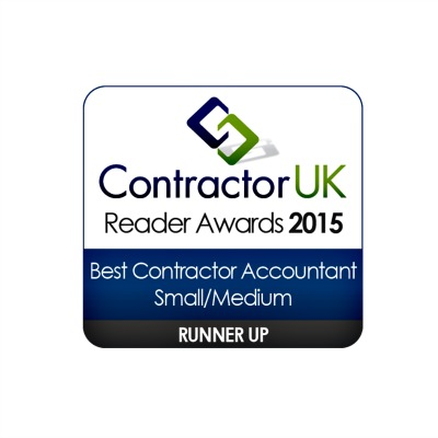 Contractor UK Reader Awards
