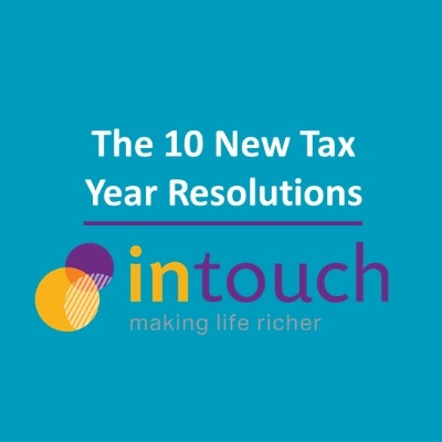 The new tax year resolutions