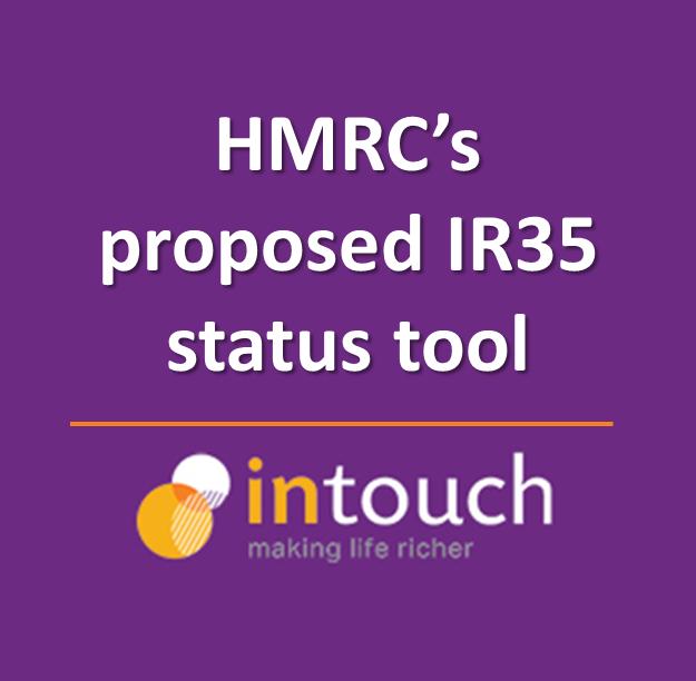 IR35 status tool