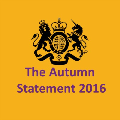 the autumn statement 2016