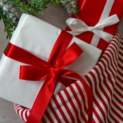 Tax and Christmas gifts